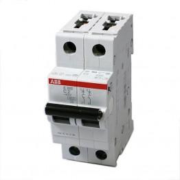 Αυτόματη ασφάλεια S202-K2  2Α