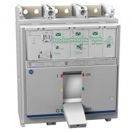Αυτόματος διακόπτης ισχύος LSIG 3Π 100kA 480-1200A 80% ln