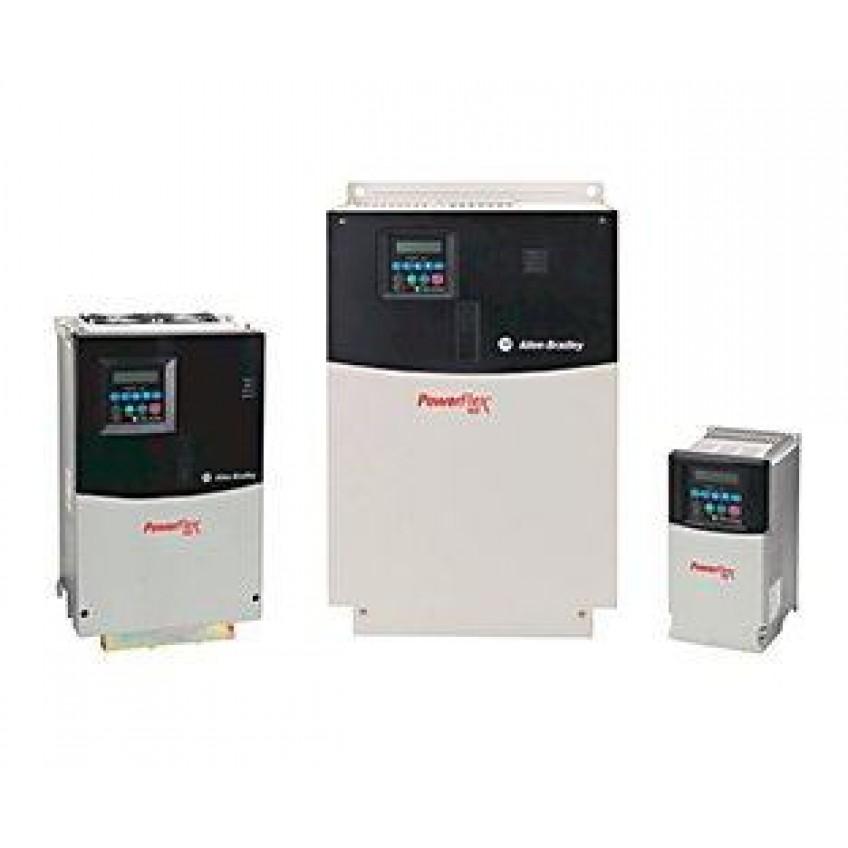Ρυθμιστές στροφών σειράς Powerflex 400