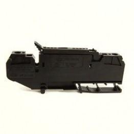 Κλεμμοασφάλεια 6mm2 γκρι χωρίς ένδειξη, 250V AC/DC