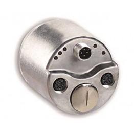 Παλμογεννήτρια Etherner/IP, πολλαπλής περιστροφής, άξονας σύνδεσης 10mm, 30bit, 10-30VDC, M12