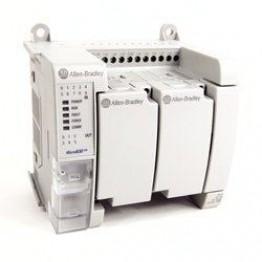 Προγραμματιζόμενος λογικός ελεγκτής 24V DC 10 standard inputs 120V AC, 6 relay outputs