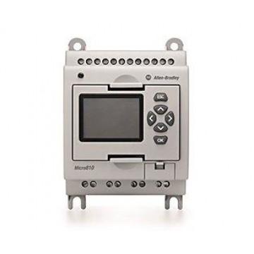 Προγραμματιζόμενος λογικός ελεγκτής 24V DC 8inputs 12/24V DC, 4 source 24V DC output