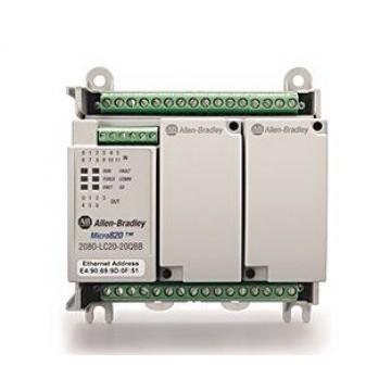 Προγραμματιζόμενος λογικός ελεγκτής 24V DC 8inputs 120V AC & 4inputs  24V DC, 7