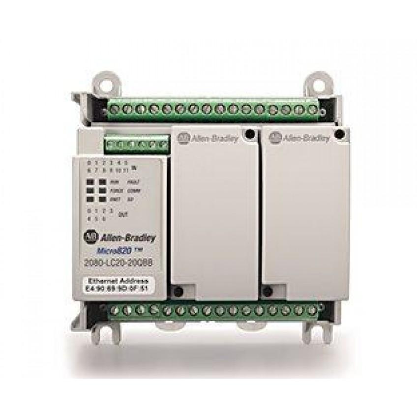 Προγραμματιζόμενοι ελεγκτες Micro820