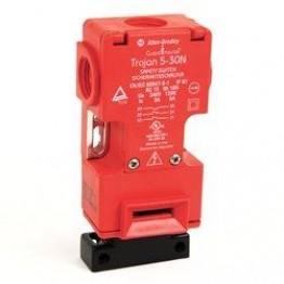 Διακόπτης ασφαλείας Trojan 5 GD2 2NC safety contacts, 1NO aux contact, BBM, fully flexible actuator